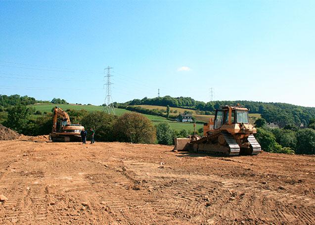 Earthworks / Land Forming