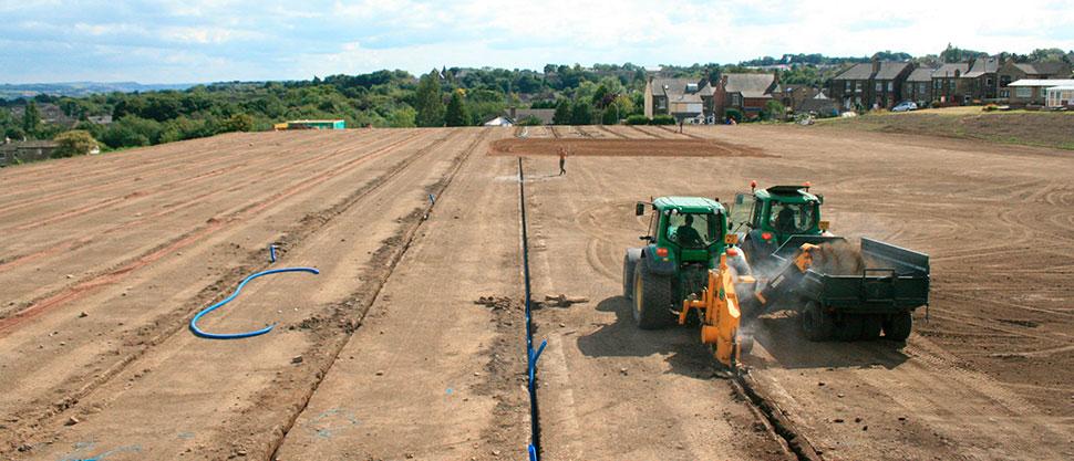 Cricket - Drainage