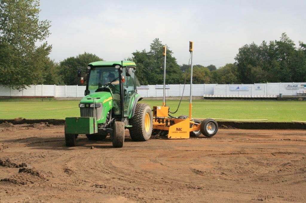 Cricket - Construction